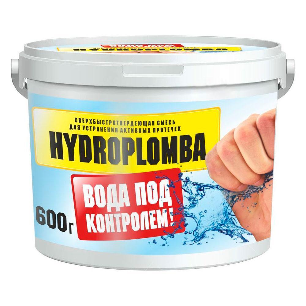 Гидроизоляция быстротвердеющая Bergauf Hydroplomba, 0,6 кг