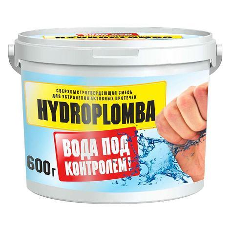 Гидроизоляция быстротвердеющая Bergauf Hydroplomba, 0,6 кг, фото 2