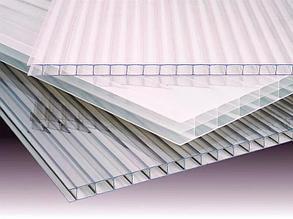 Сотовый поликарбонатный лист прозрачный АГРО-ТИТАН 2100х12000х4мм