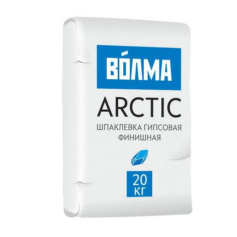"Шпаклёвка гипсовая финишная ""ВОЛМА-Arctic"", фото 2"