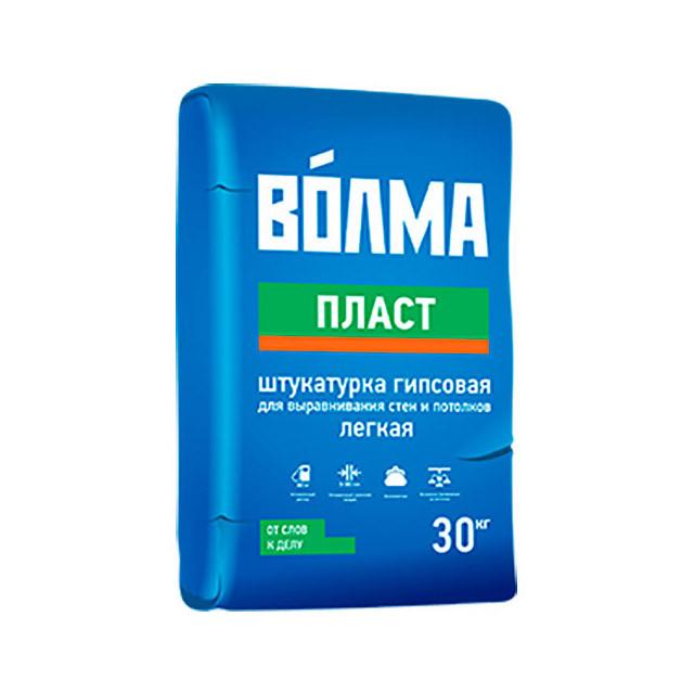 "Штукатурка гипсовая ""ВОЛМА-Пласт"", 30 кг"