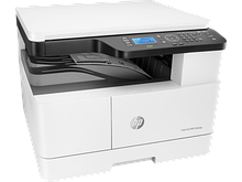HP 8AF43A МФУ лазерное монохромное ч/б LaserJet M438n, A3, 1200x1200 dpi, 22 ppm, Ethernet, USB 2.0