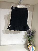Вязаная юбка № 1905