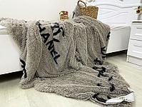 Плед страус  Chanel, фото 5