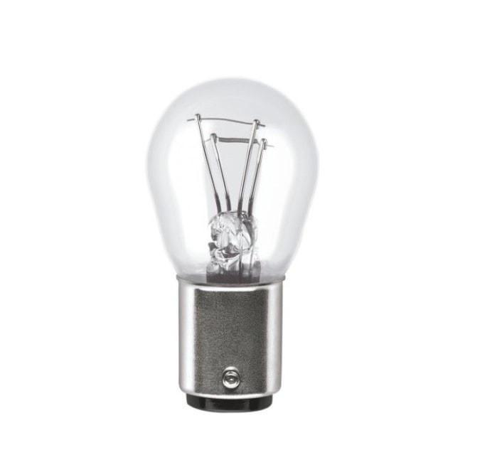 Лампа автомобильная OSRAM P-21/5W, 12V