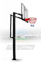 Стационарная баскетбольная стойка SLP Professional 022B