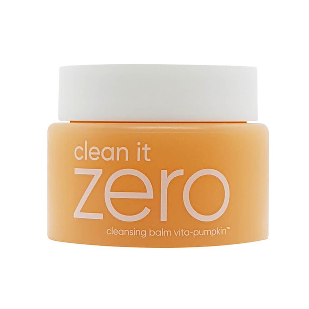 Banila Co Витаминный очищающий бальзам с тыквой Clean IT Zero Cleansing Balm Vita-Pumpkin / 100 мл.