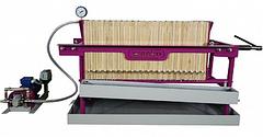 Оборудование для фильтрации растительного масла