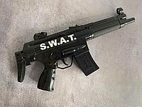 Игрушечный Автомат MP 5 (трещетка)