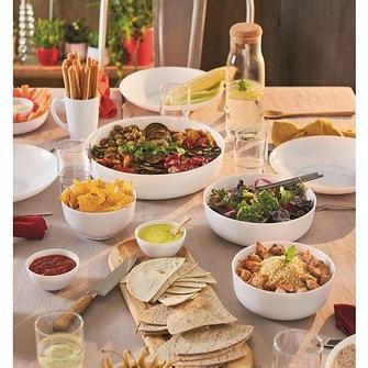 Салатники и Блюда
