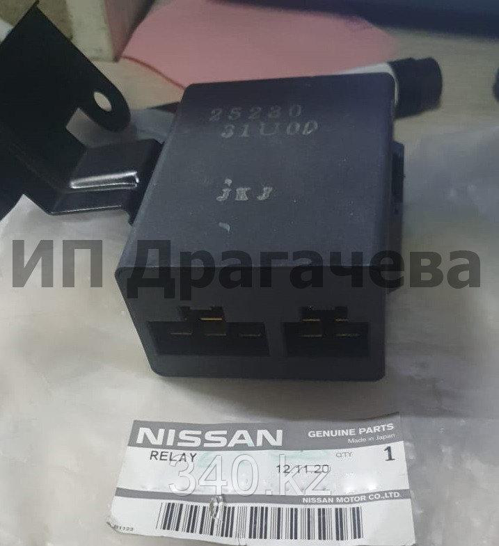 Блок управления светом Nissan Cefiro