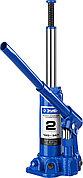 Домкрат гидравлический бутылочный T50, 2т, 180-347мм, ЗУБР Профессионал 43060-2