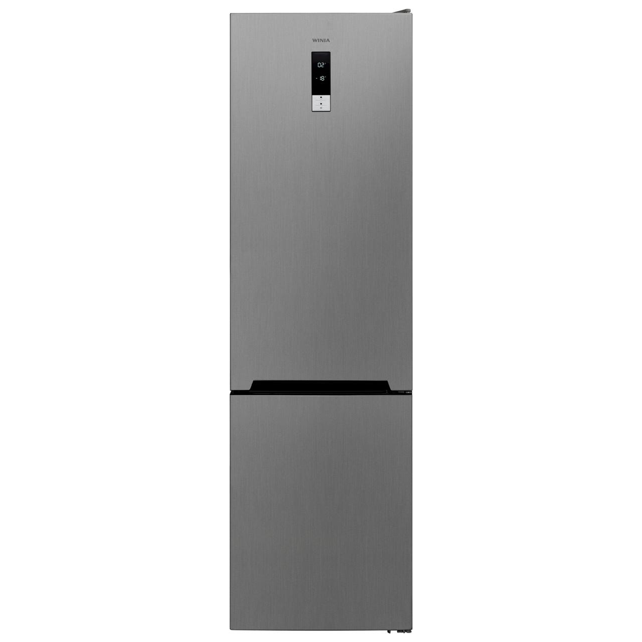 Холодильник Winia RNV3810DSFW STEEL