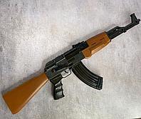 Игрушечный Автомат Калашникова АК-47 (трещетка)