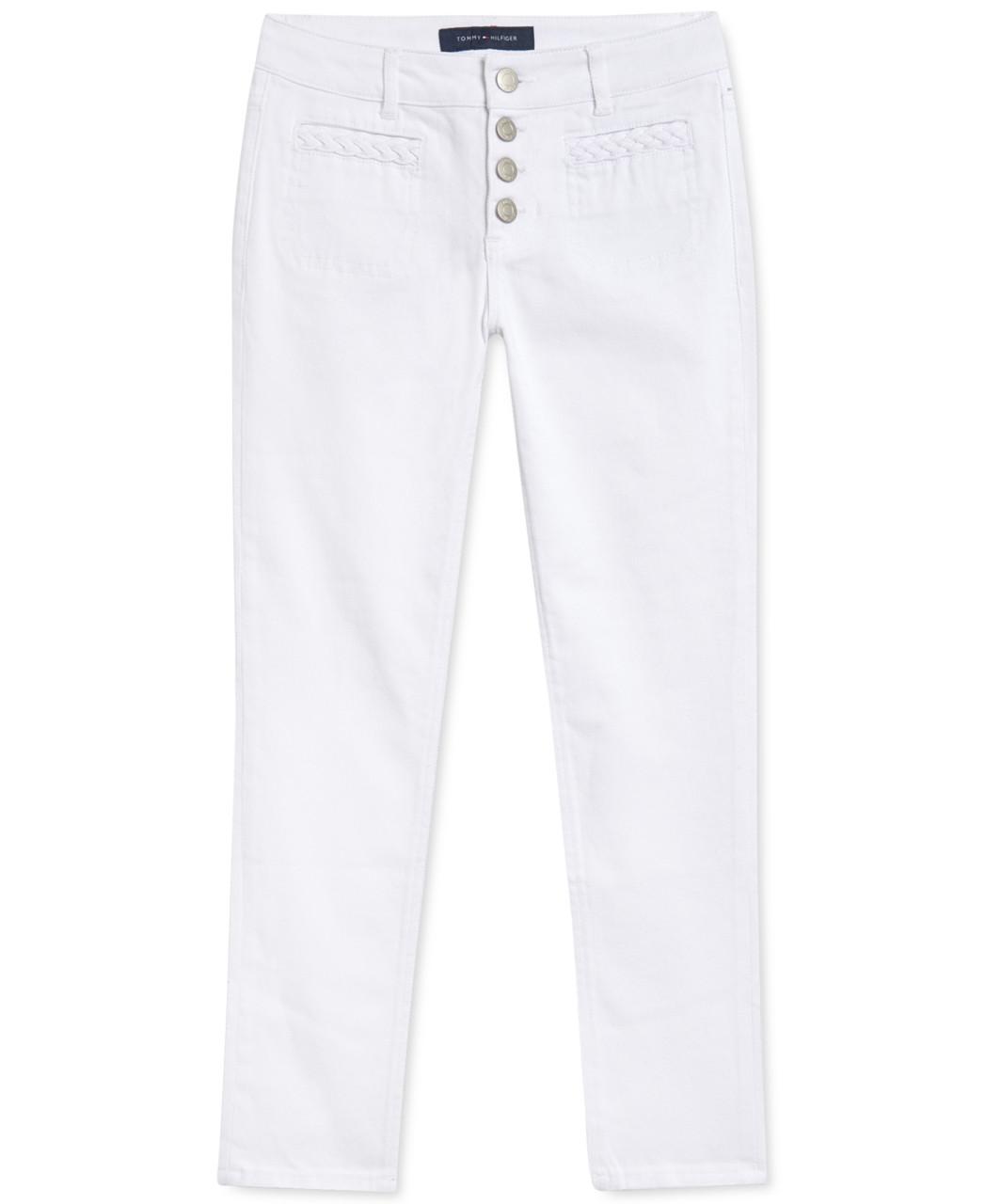 Tommy Hilfiger Детские штаны для девочек-А4