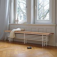 """Дизайн-радиаторы для жилых помещений """"Zehnder Radiator Bench"""""""
