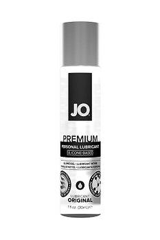 Классический лубрикант JO Premium на силиконовой основе, 30 мл