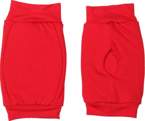 Наколенник для гимнастики и танцев INDIGO SM-113 , красный