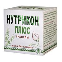 """""""Нутрикон плюс"""", пищевые волокна со спирулиной, гранулы, 350г"""