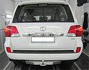 Фаркоп Lux усиленный для Toyota Land Cruiser 200 (2007-2012)/LEXUS LX 570 4x4 (без электрики) 2007-, фото 2