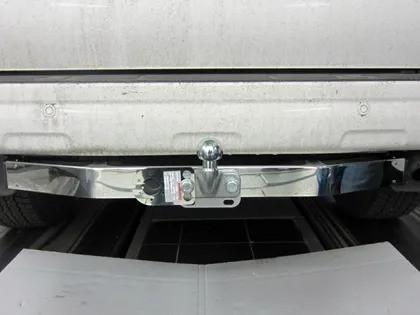 Фаркоп Lux усиленный для Toyota Land Cruiser 200 (2007-2012)/LEXUS LX 570 4x4 (без электрики) 2007-