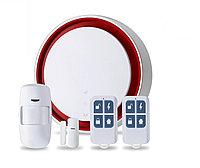 Комплект GSM Сигнализации с WiFi связью Tuya Smart