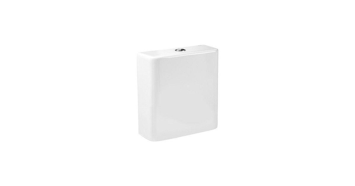 Бачок Roca INSPIRA ROUND белый 4,5/3 Л (7341520000)