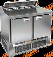 Стол холодильный для салатов (саладетта) HICOLD SLE2-11GN