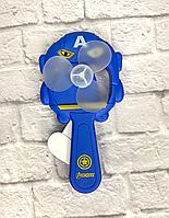 Ручные детские вентиляторы пластиковые Капитан Америка