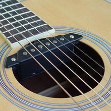 SH-85 Звукосниматель магнитный для акустической гитары, в резонаторное отверстие, сингл, Belcat