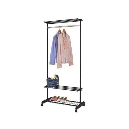 Вешалка для одежды гардеробная с полками GC 5124, фото 2