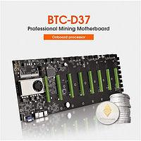 Материнская плата BTC-D37, 8 PCIE 16X