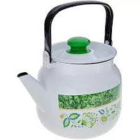 Чайник эмалированный Уральский сувенир, 3,5 литра