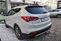 Фаркоп для Hyundai Santa Fe (2012-2018)/ KIA Sorento 2012-2015 (без электрики), фото 3