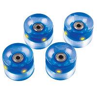 Набор колес для пенниборда с подсветкой Atemi AW-18.03 blue