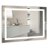 "Зеркало Континент ""Rimini LED"" 915х685 ( ЗЛП406)"