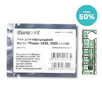 Чип Europrint Xerox P-3450 (109R00687)