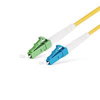 Патч Корд Оптоволоконный LC/APC-LC/UPC SM 9/125 Simplex 3.0мм 1 м