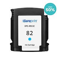 Картридж Europrint EPC-4911C (№82)
