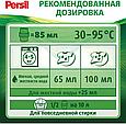 Жидкое средство для стирки Persil Свежесть от Vernel для белого белья, гель для стирки 2,6л (40 стирок), фото 5