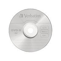 Диск DVD-R Verbatim (43522) 4.7GB 25штук Незаписанный