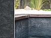 Пвх пленка для бассейна CGT Black Slate (Алькорплан), фото 3