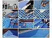Пвх пленка для бассейна CGT French Mosaic (Алькорплан), фото 10