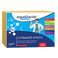 Стартовый набор, 7 в 1 для бассейна AquaDoctor