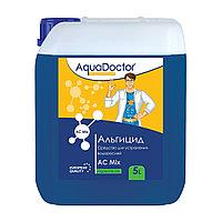 Альгицид Mix-5 л. против водорослей AquaDoctor шоковый