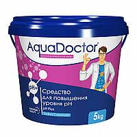 PH Plus-5 кг. Средство для повышения уровня pH AquaDoctor