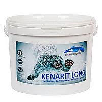 Сухой препарат для дезинфекции воды Kenaz Kenarit Long, 0.8 кг.