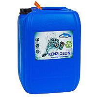 Жидкий дезинфектант на основе активного кислорода Kenaz Kenziozon, 30 л.