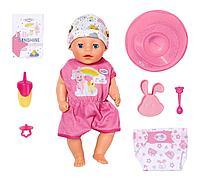 Кукла Baby born Нежное прикосновение Девочка