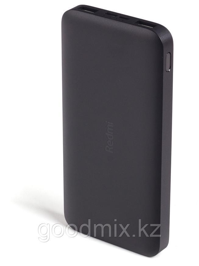 Портативное зарядное устройство Xiaomi Redmi Power Bank 10000 mAh (PB100LZM) Черный